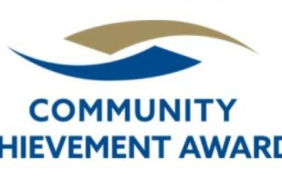 Community Achievement Awards logo